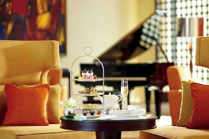 stay with your family at The Ritz–Carlton, Bangalore