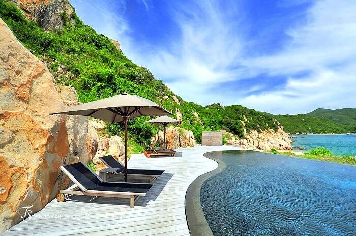 Amanoi resort in vietnam