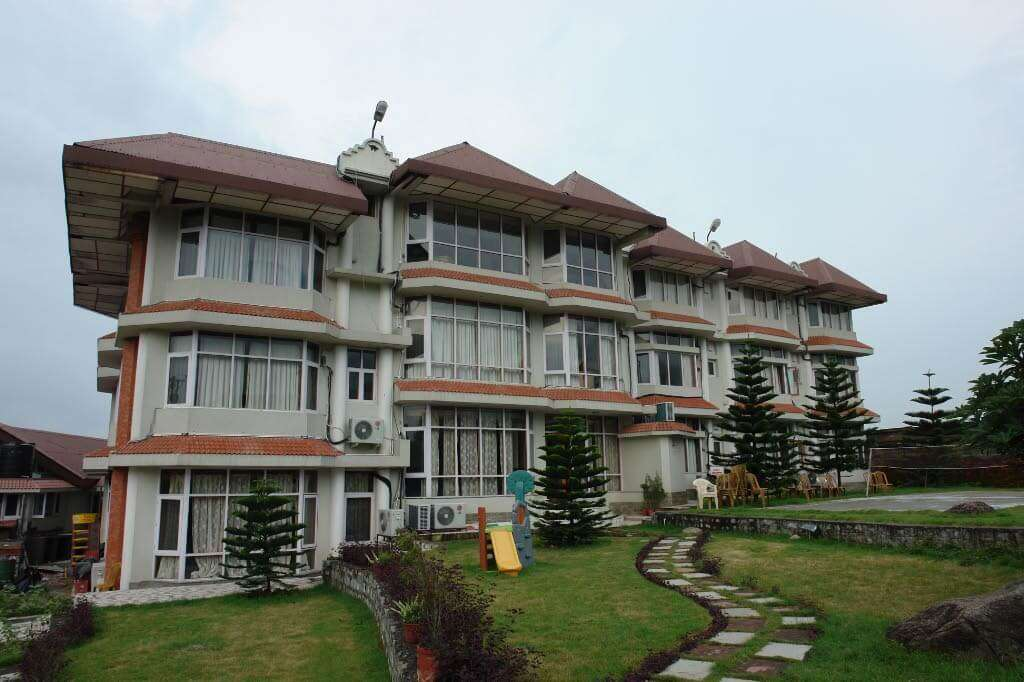 Club Mahindra Resort in Dharmshala