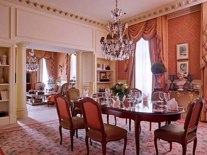 luxury hotels in vienna