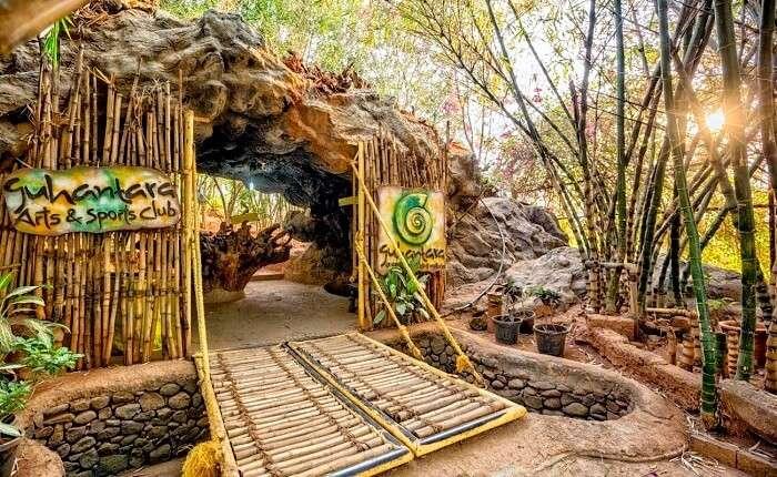 Guhantara Resort out