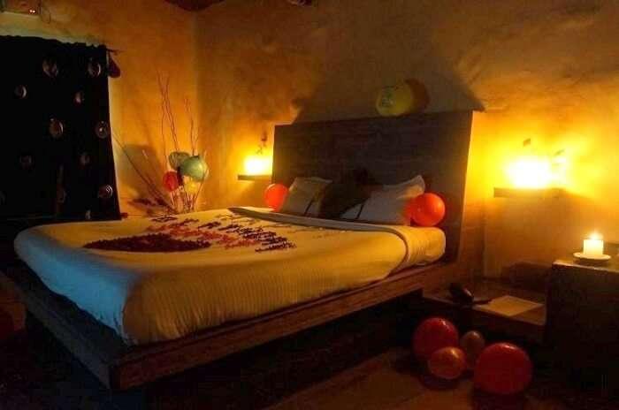 Guhantara Resort Room