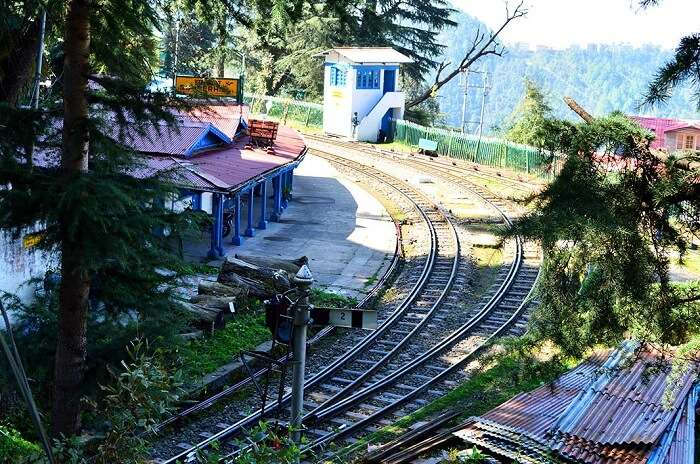 summer hill station in shimla