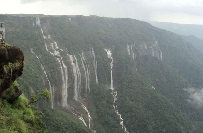 Seven Sisters Waterfall