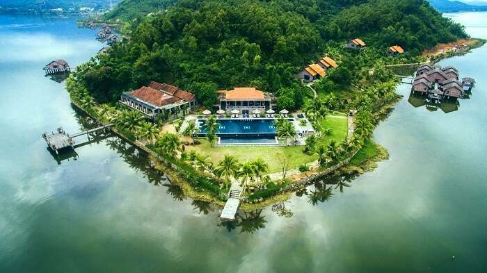 Vedana Lagoon Resort and Spa in Vietnam