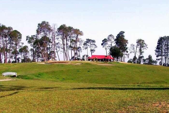 Woodsvilla Residency, Ranikhet