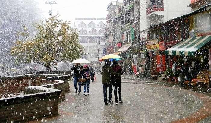 Manali Mall Road