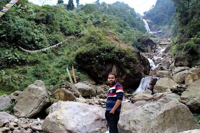 beautiful naga falls