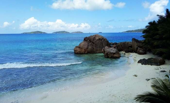 Beaches of La Digue Island