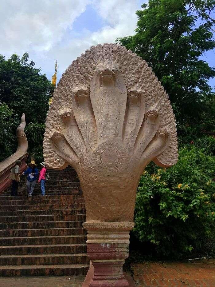 20. Wat Phnom