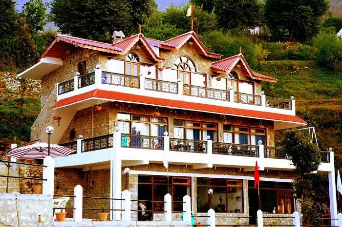 Parijat Retreat, Ranikhet
