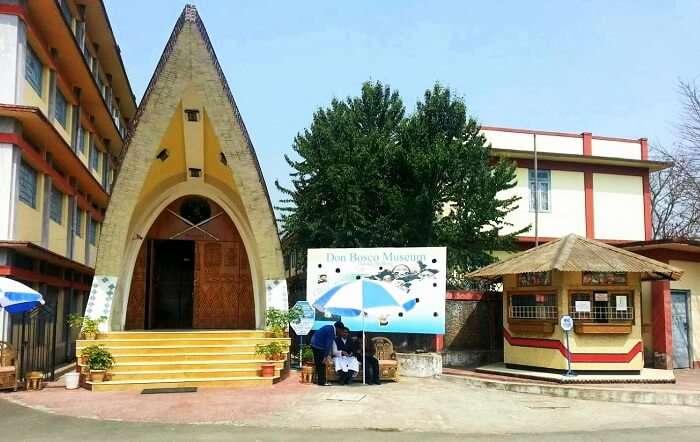 Don Bosco Museum, Shillong