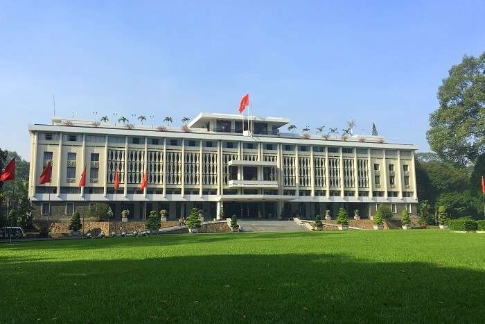 9. Reunification Palace