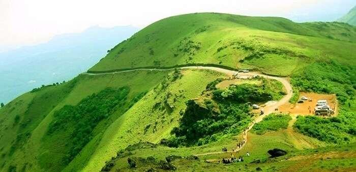 Baba Budangiri Trek In Chikmagalur