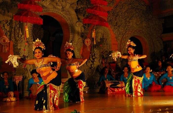 Cultural Treat Of Bali