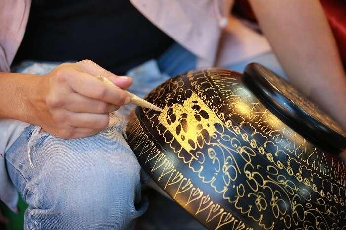 Bangkok Lacquerware