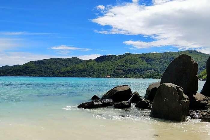 sandeep seychelles trip: la digue