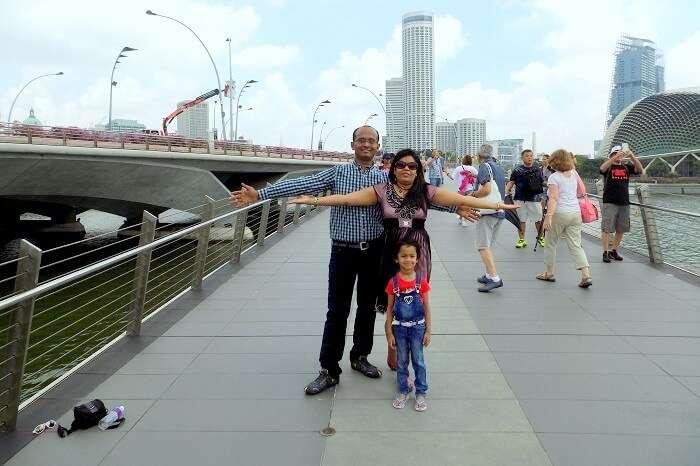Merlin bridge singapore