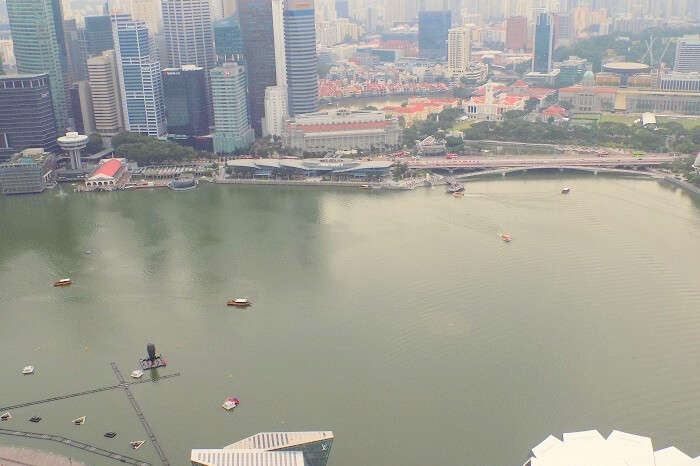 Singapore bay front