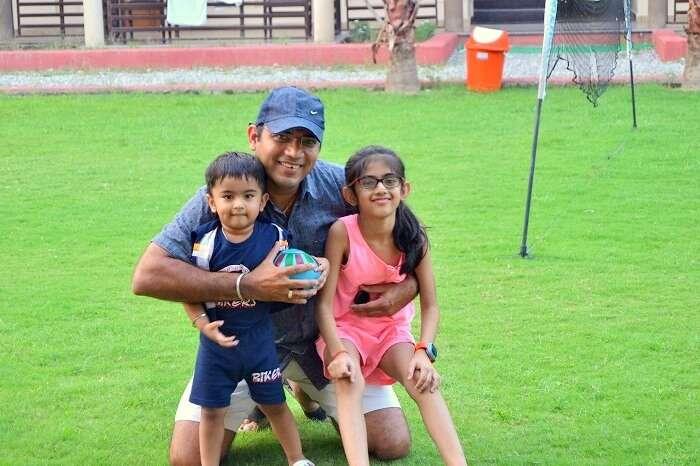family trip to uttarakhand