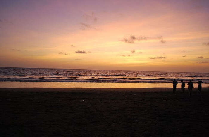 Dahanu Beach View