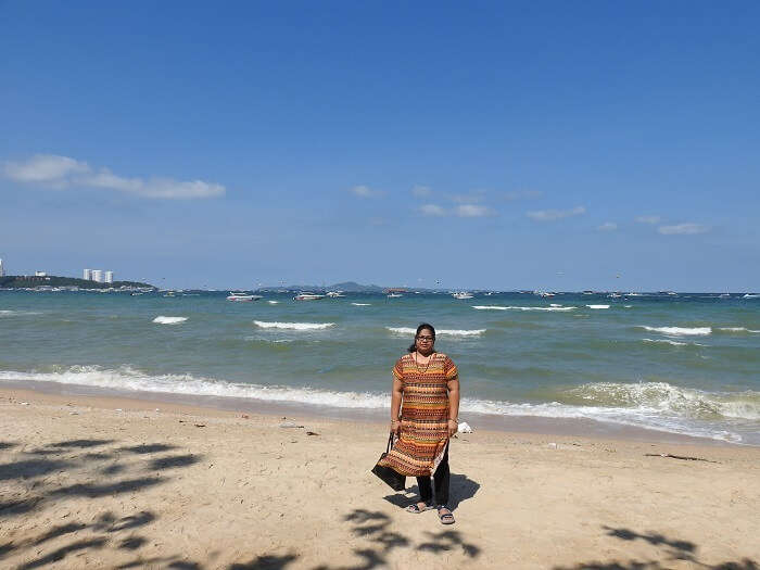 Beaches in Pattaya