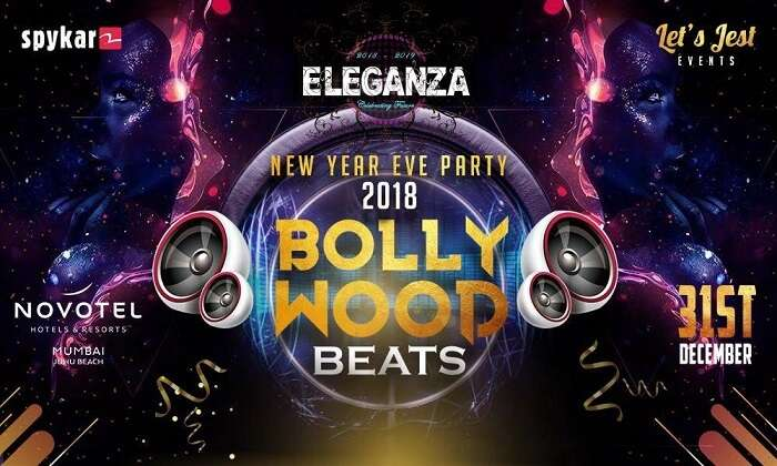 New Year Parties In Mumbai For An Enthralling Start Of 2019
