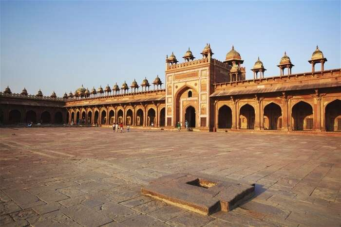 Fatehpur Sikri near Taj Mahal