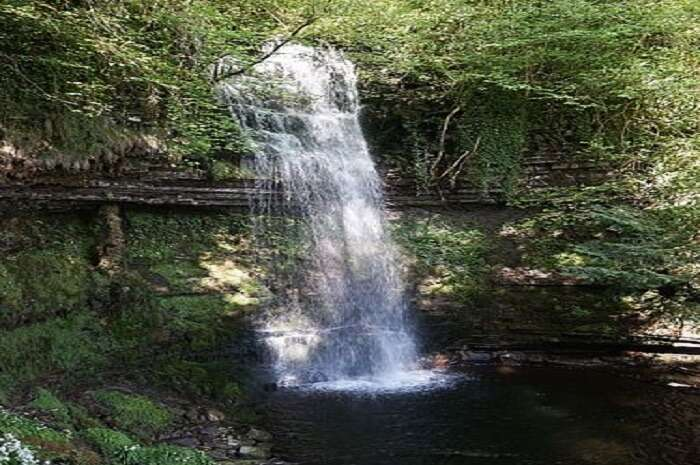 Glencar Waterfalls