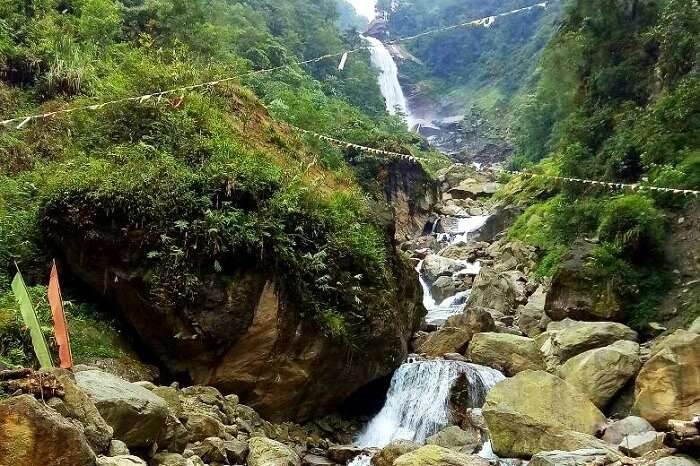 hot springs in sikkim
