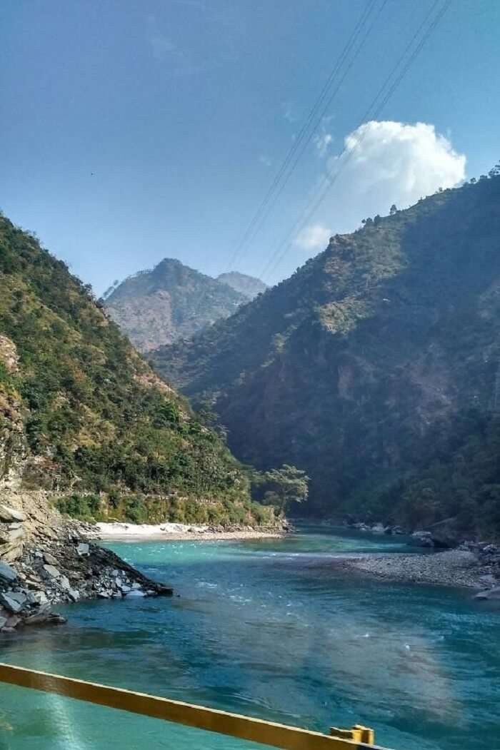Way To Dharamshala