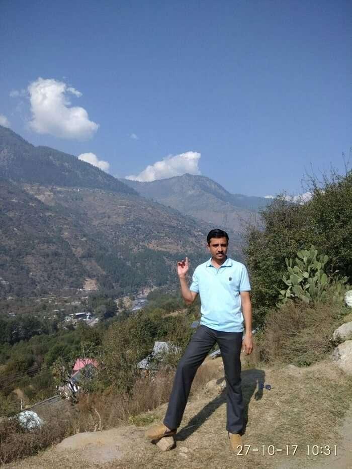 Sightseeing In Dahramshala