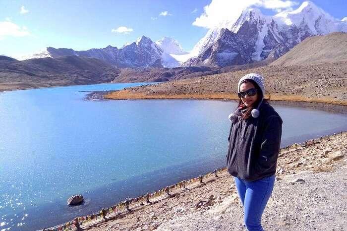 changu lake
