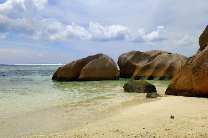 sandeep seychelles trip: anse lazio rocks