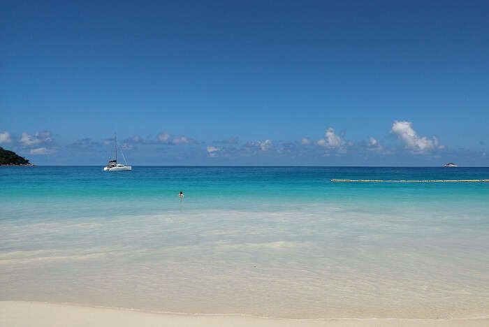 sandeep seychelles trip: seychelles beach
