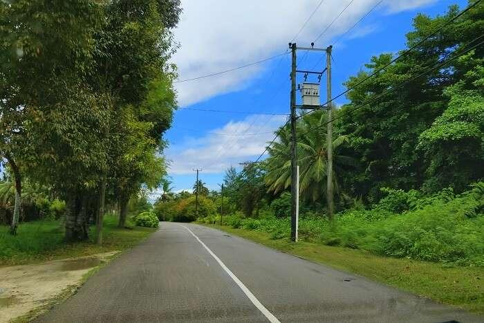 sandeep seychelles trip: mahe