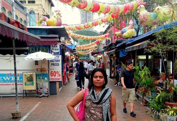 markets in Singapore