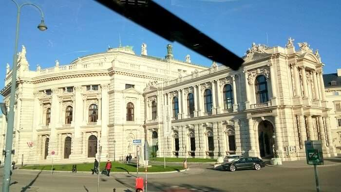 monuments in vienna
