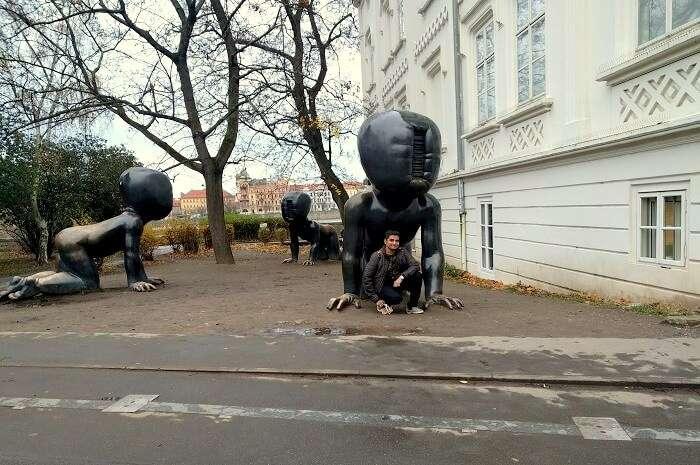 art in Prague