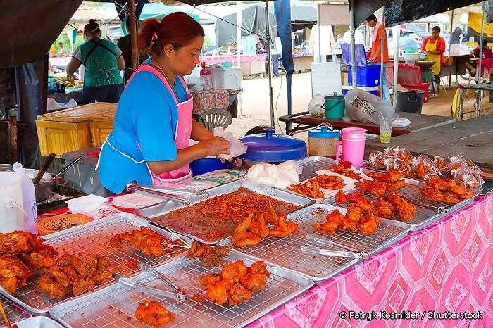 Khuk Khak Fresh Market