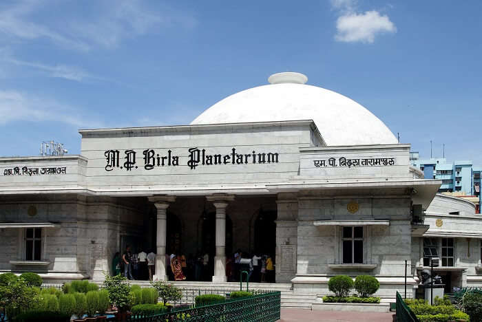 Lose Yourself In A Cosmos At The Birla Planetarium