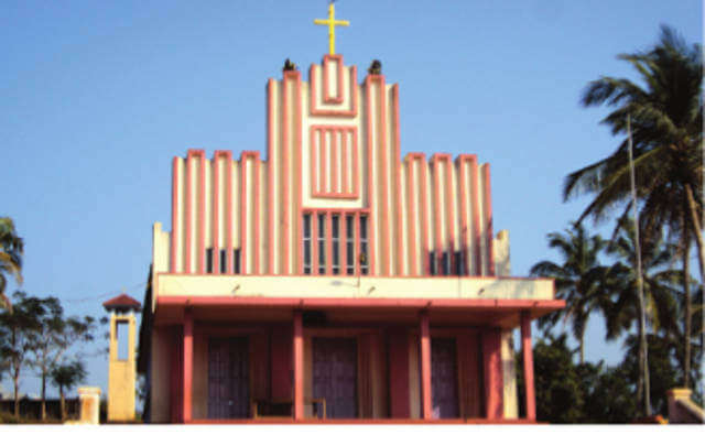 Lourdes Forane Church