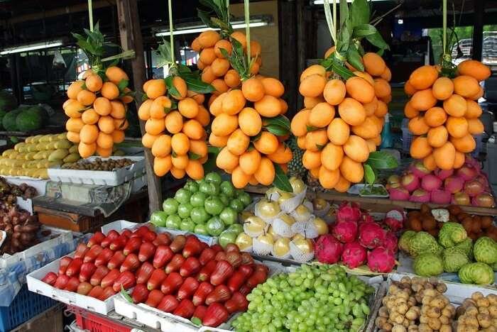 Maharaj Market Krabi