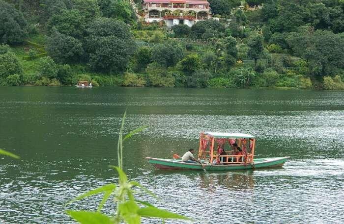 Naukuchiatal Lake View