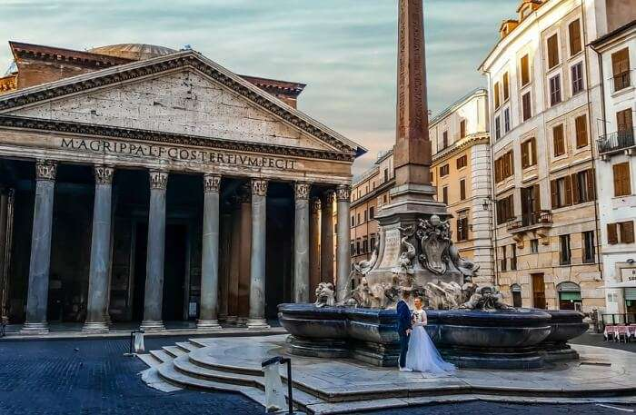 Romans Propose