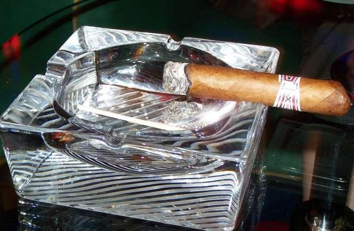 Luxury Crystal Havana Cuban Cigar