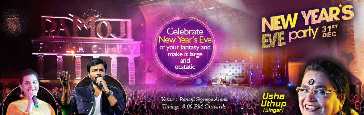 Twirl Into Sparkling New Year Eve at Ramoji Film City in Hyderabad