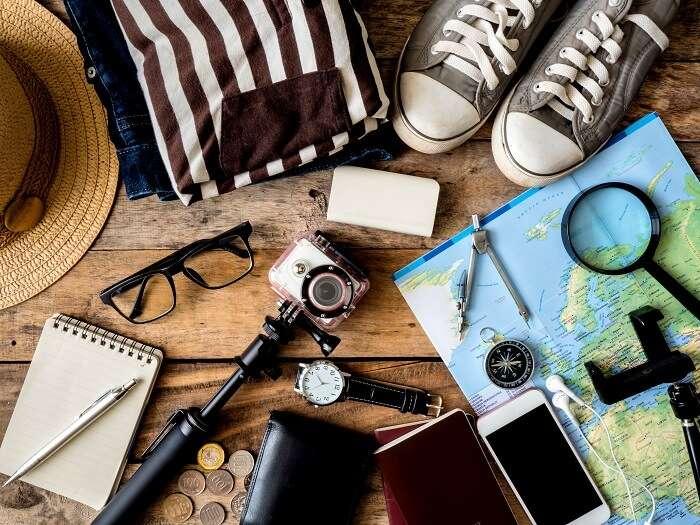 packing list for honeymoon