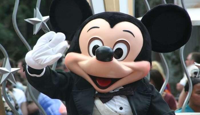 Disney World, Hong Kong