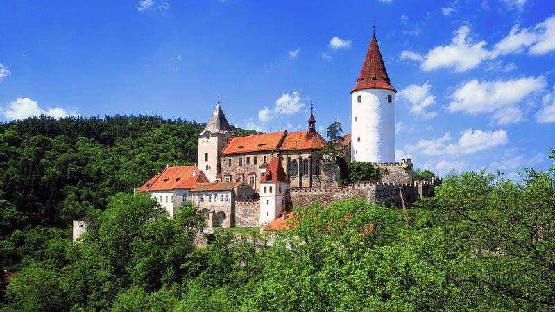krivoklatko castle